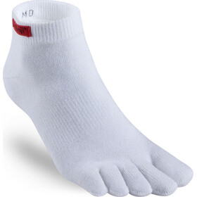 Injinji Sport Original Weight Micro Coolmax Socks white